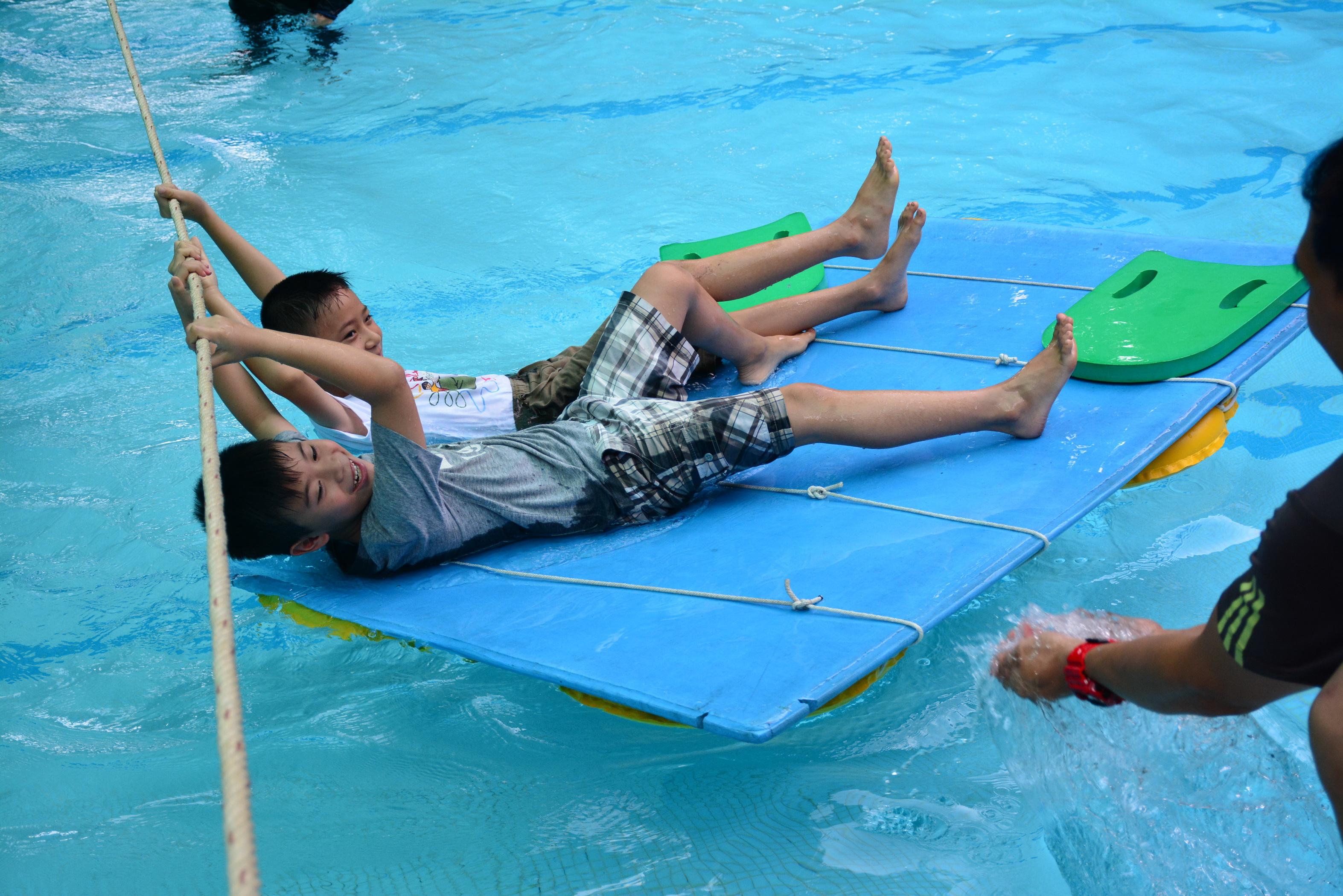 """Thawsi Summer Camp ดีต่อใจ"""