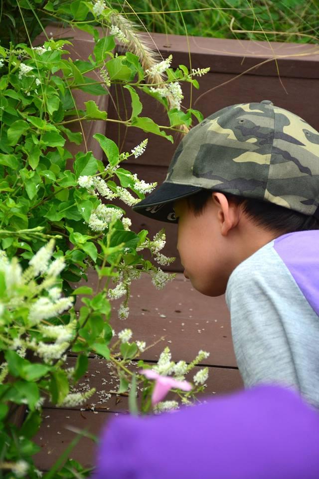 เรียนรู้ธรรมชาติกับเด็กๆอนุบาล ๒